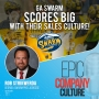 Artwork for GA SWARM Scores BIG with their Sales Culture! with Rob Strikwerda, GA SWARM