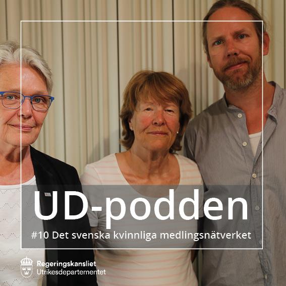 #10 Det svenska kvinnliga medlingsnätverket