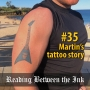 Artwork for Episode 35: Martin's tattoo story