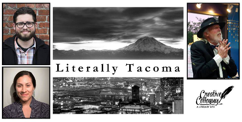 Literally Tacoma - Bill Yake