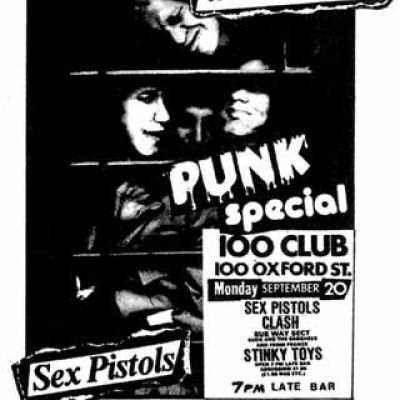 THE UKPNW@40 PODCAST EPISODE 2 - 9/20-21/76, THE 100 CLUB PUNK SPECIAL
