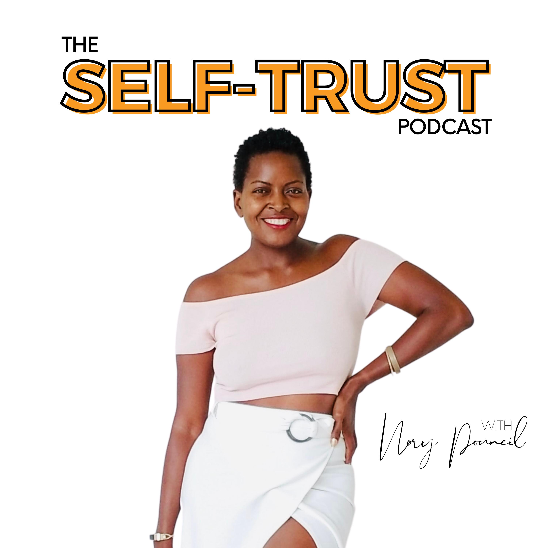 The Self-Trust Podcast show art