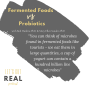 Artwork for Fermented foods & probiotics – What's the difference? with Bob Hutkins, PhD and Mary Ellen Sanders PhD