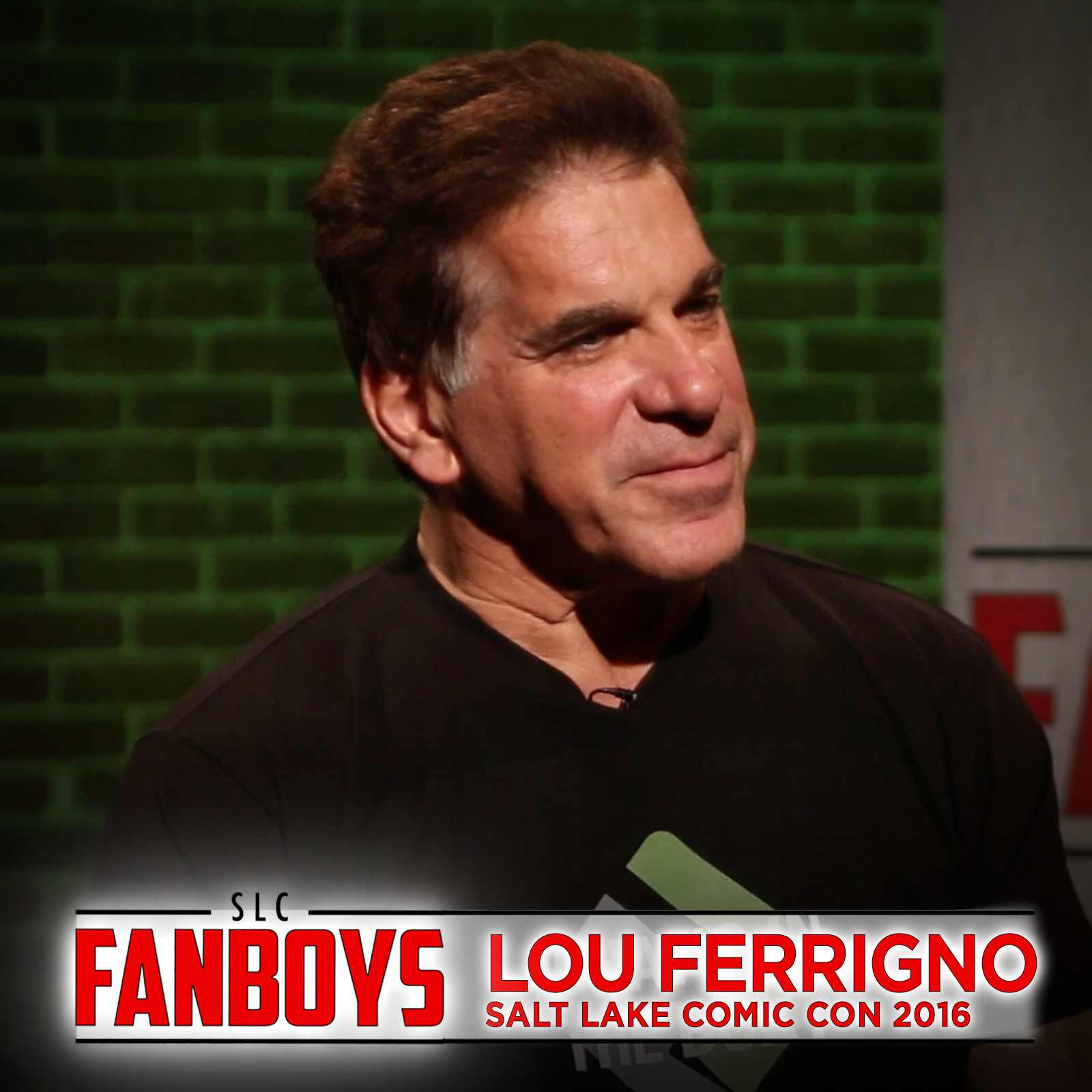 Artwork for VIDEO: Interview with Lou Ferrigno, The Incredible Hulk!!!