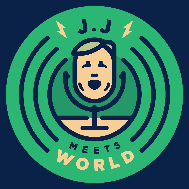 JJ Meets World show art