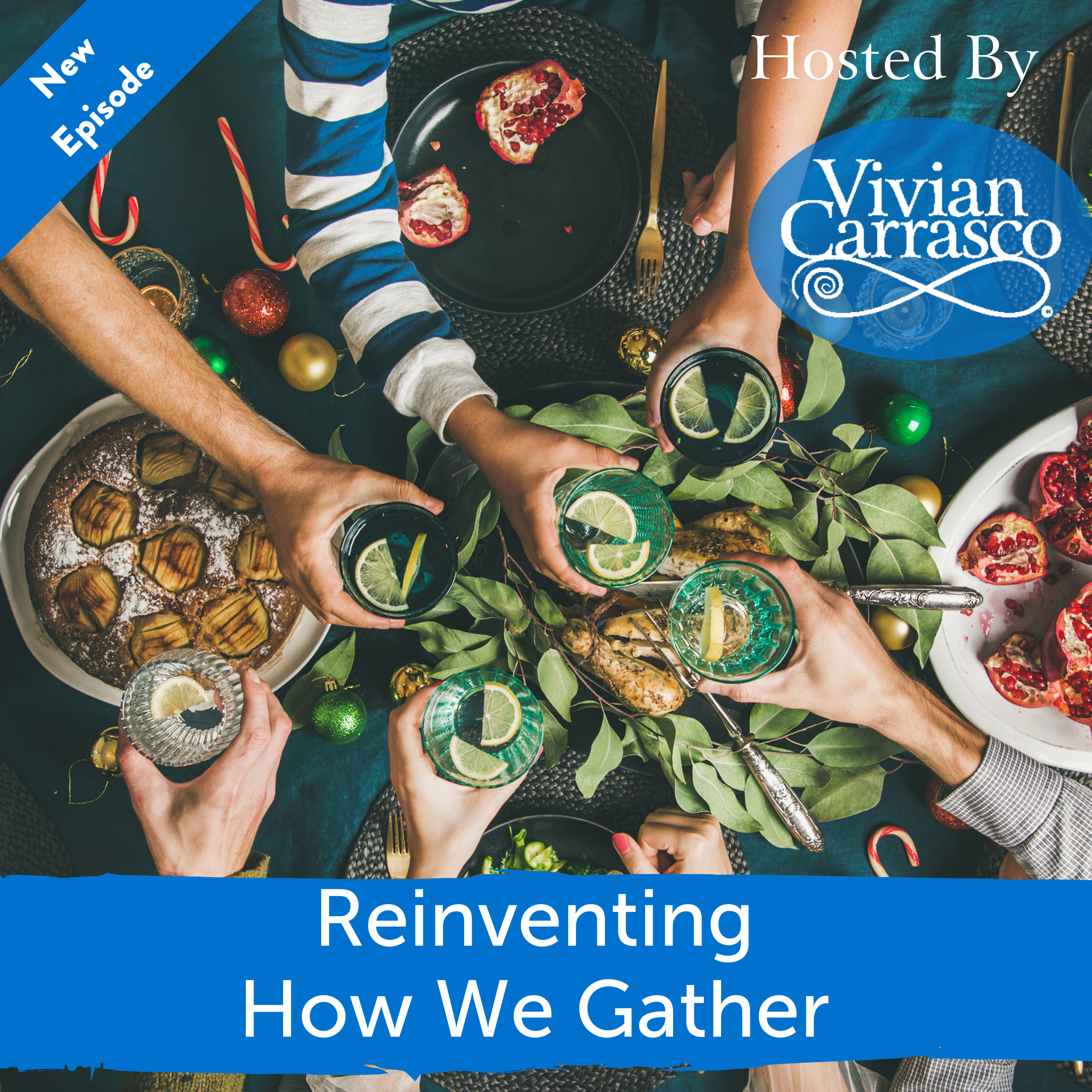 Artwork for Reinventing How We Gather