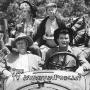 """Artwork for Exhibit 45 - """"The Beverly Hillbillies: The Giant Jackrabbit"""""""