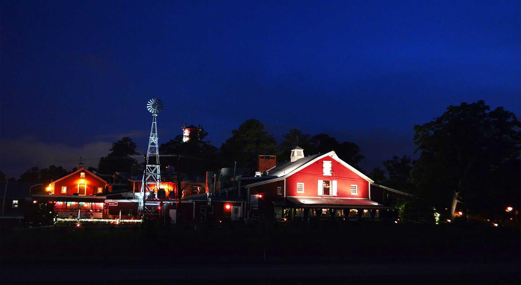The Angus Barn Raleigh NC