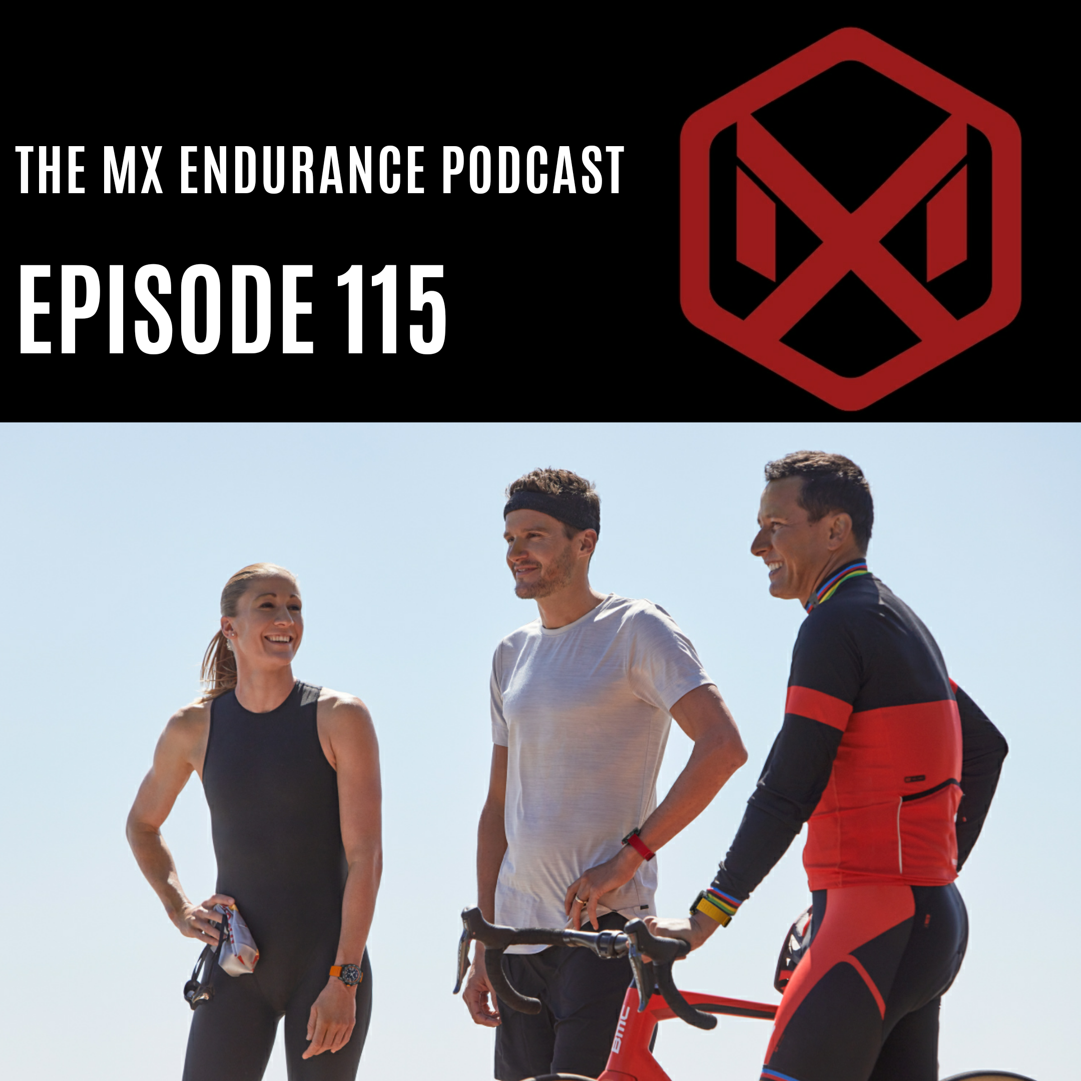 #115 - Who Can Beat Jan Frodeno & Daniela Ryf with Chris McCormack