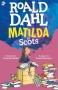 "Artwork for Book Vs Movie ""Matilda"""