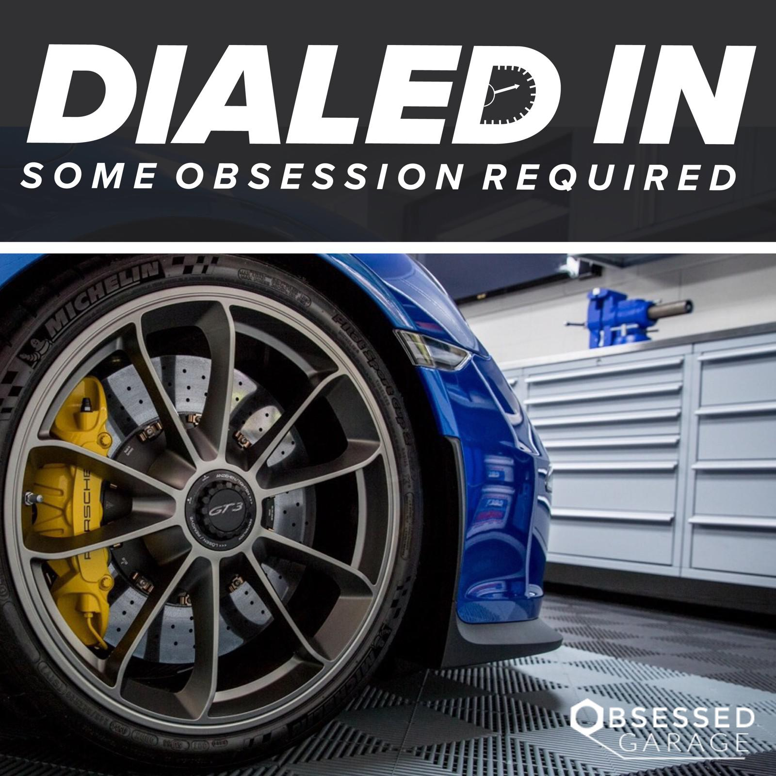 Dialed In - Some Obsession Required