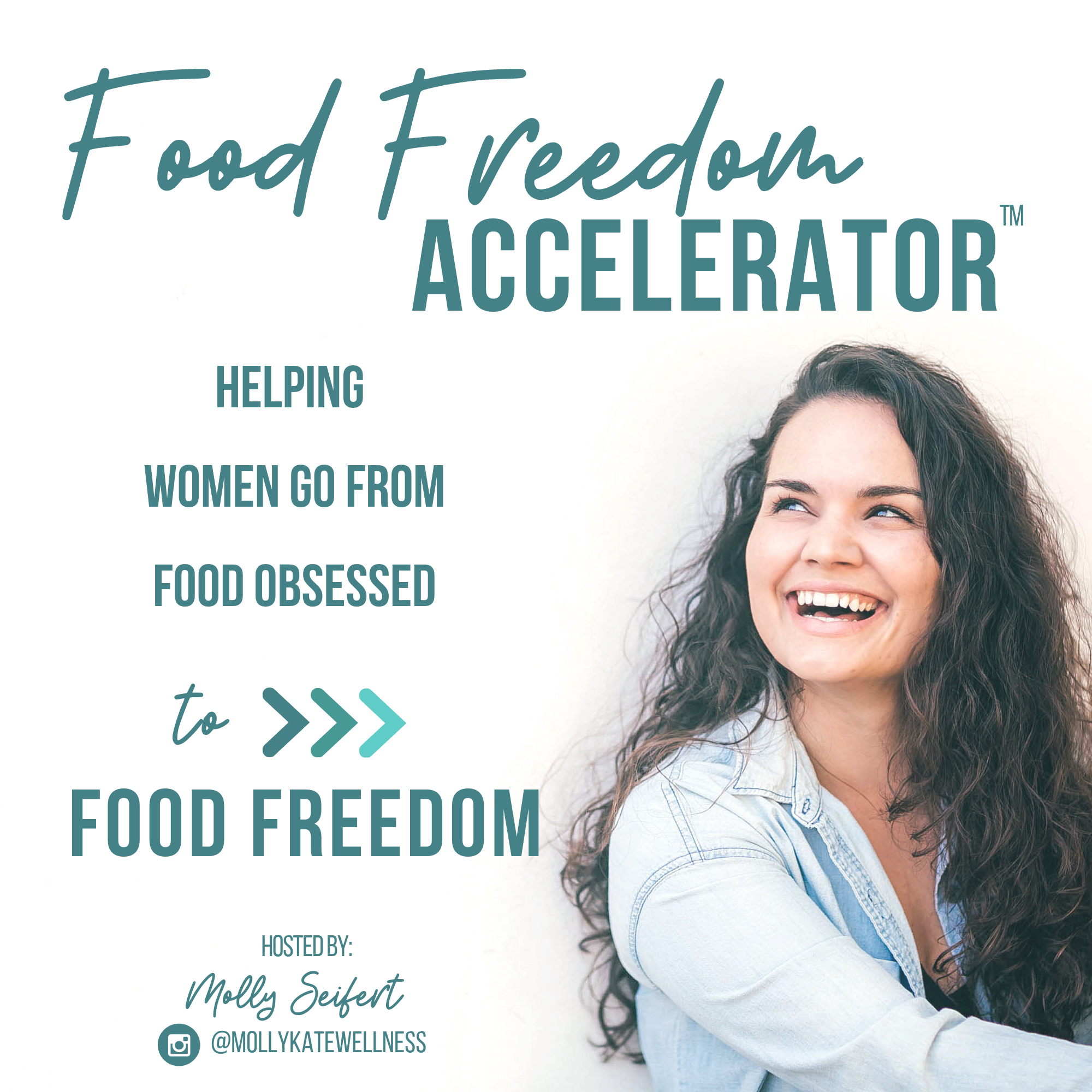 The Food Freedom Accelerator Podcast show art