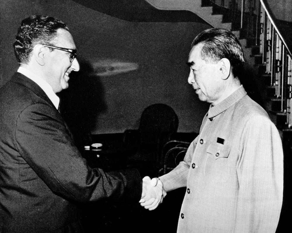 10-Year Anniversary Series   US-China Relations 1969-1972 (Part 3)
