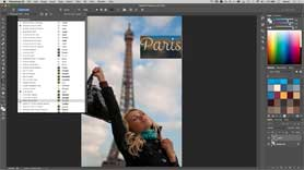 Check Out The Slick New Font Menu in Photoshop CC