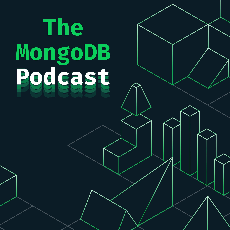 The MongoDB Podcast show art
