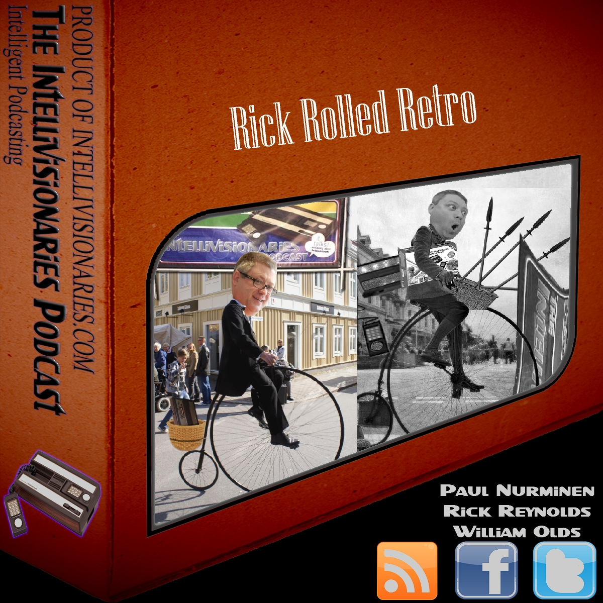 Episode 27: Rick Rolled Retro   The Intellivisionaries Podcast