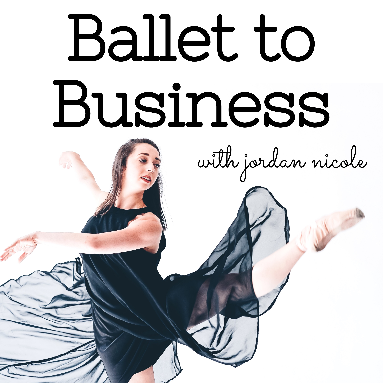Ballet to Business show art