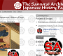 Artwork for EP47 History of the Samurai Archives Website