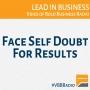Artwork for Program 178 -Face Self Doubt For Results