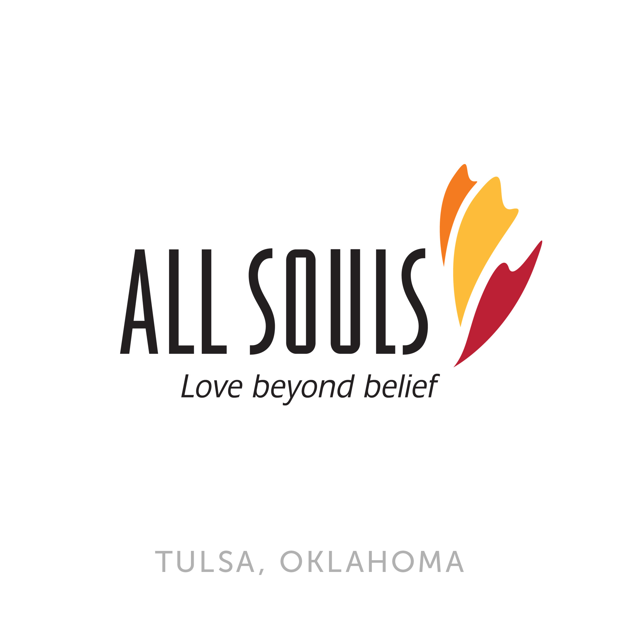 All Souls Unitarian Church, Tulsa, OK show art