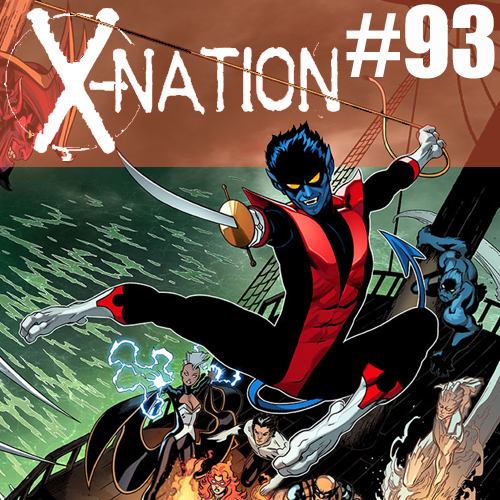 Cultural Wormhole Presents: X-Nation Episode 93