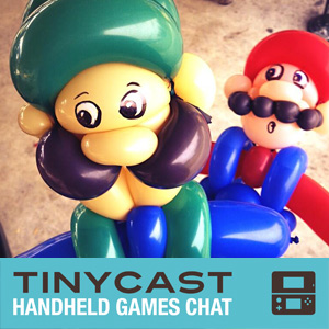 TinyCast 017 - Year of Luigi