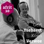 Artwork for S2E9 - Gert Ysebaert en Koen Verwee: van concurrenten naar collega's