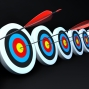 Artwork for The Bullseye Strategy - Aim. Fire. Win. Repeat.