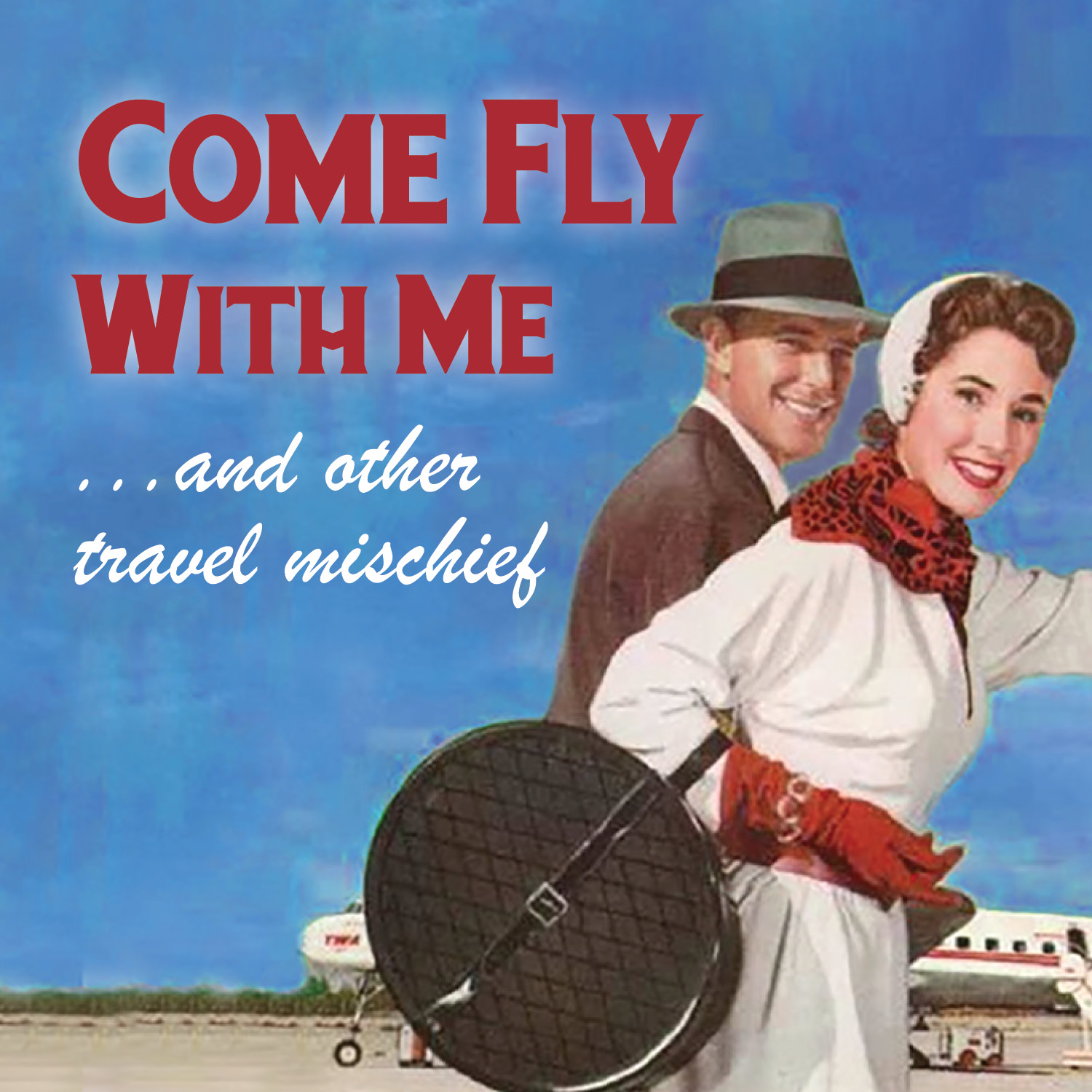 Come Fly With Me show art