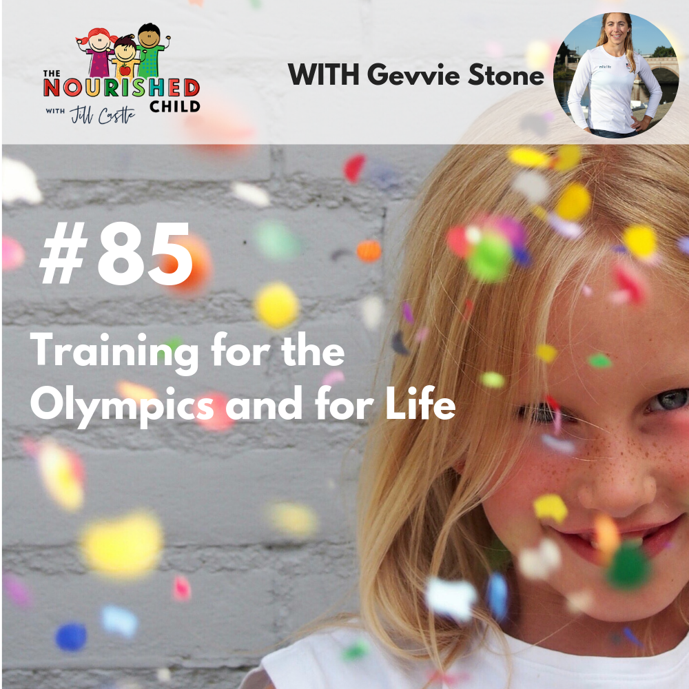 TNC 085: Training for the Olympics and for Life with Gevvie Stone
