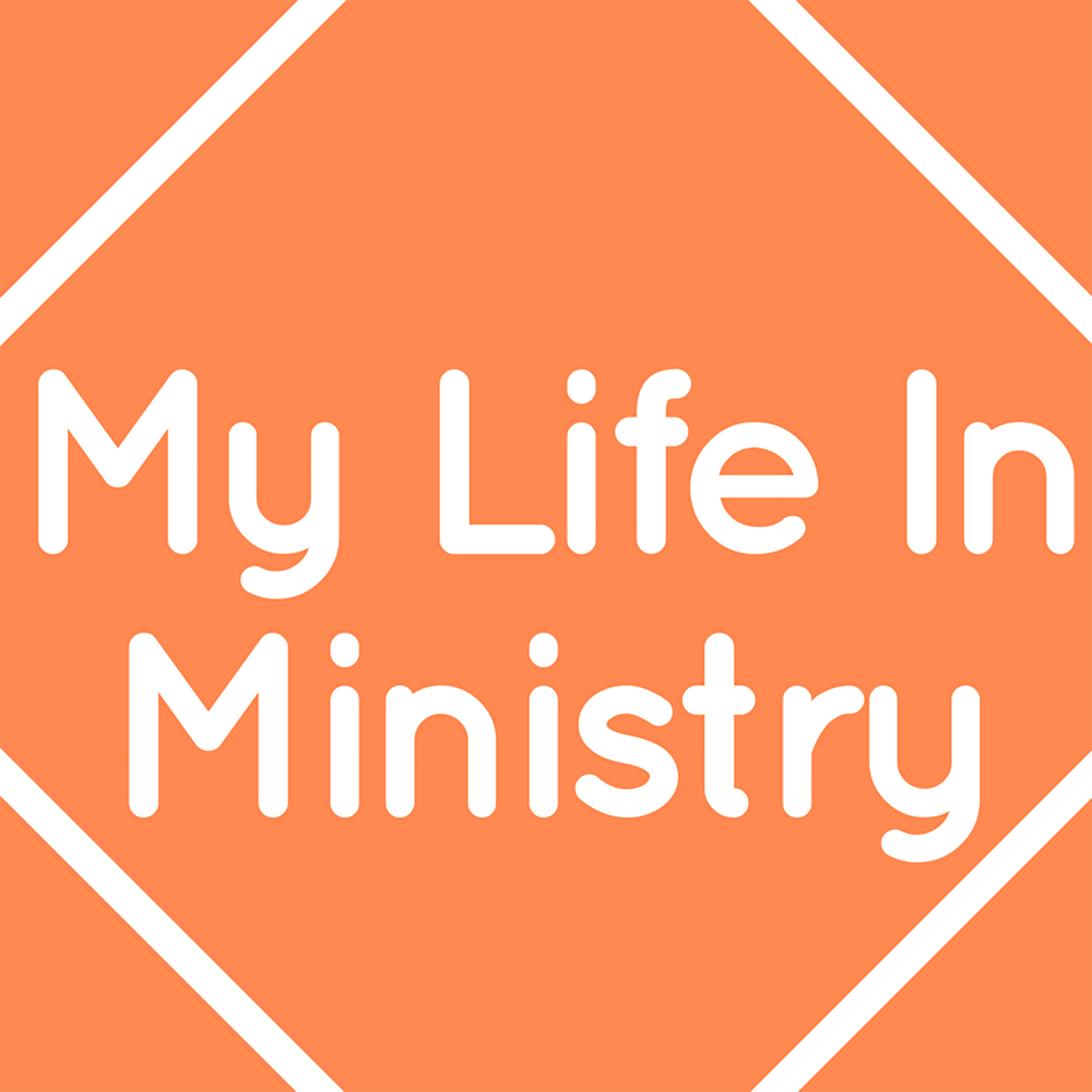 Artwork for My Life In Ministry Coming Apr 23rd!