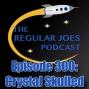 Artwork for Episode 300: Crystal Skulled