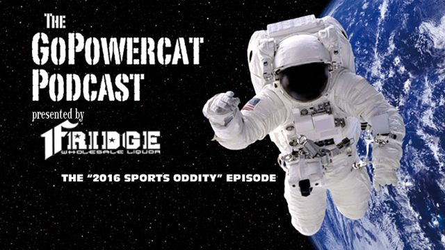 The GoPowercat Podcast 01.13.16