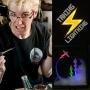 Artwork for EP 5 - Kiki Jewell - High Voltage Plasma Art and BANG! Studio