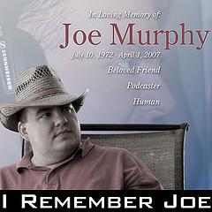 I Remember Joe: 2010