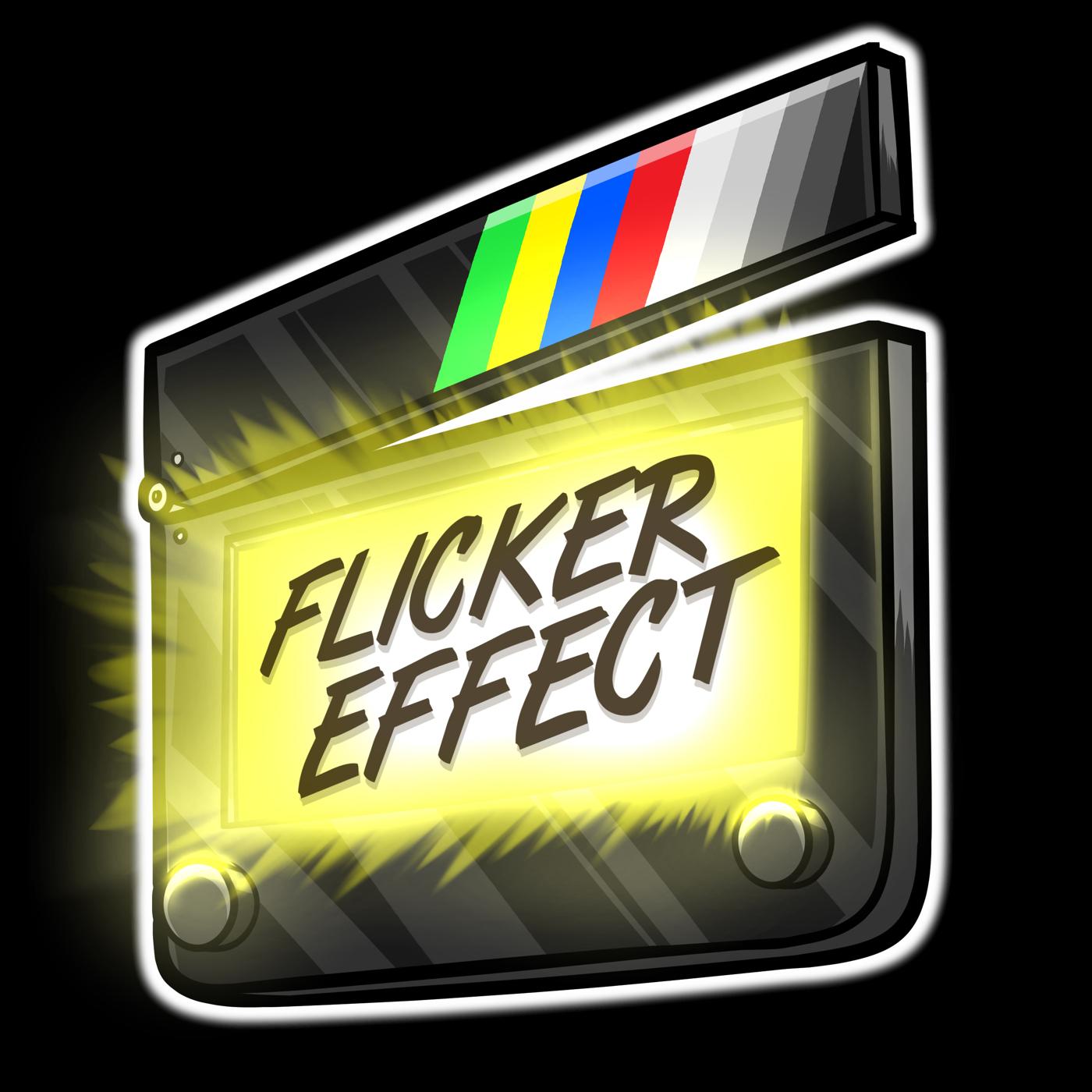 Flicker Effect show art
