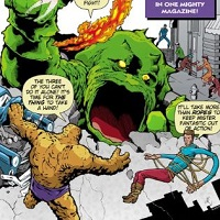 Artwork for 01 Marvel Universe in Order Podcast - Fantastic Four 1 to Amazing Fantasy 14