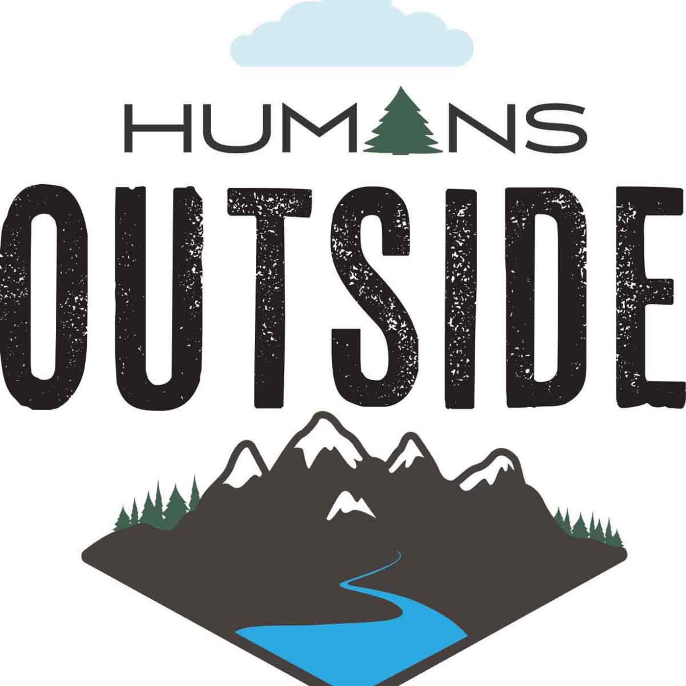 Humans Outside show art