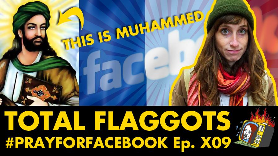 #PRAYFORFACEBOOK w/ Katie Behrmann - Ep. X09 (PARIS, ACTIVISM, FACEBOOK, TERRORISM)