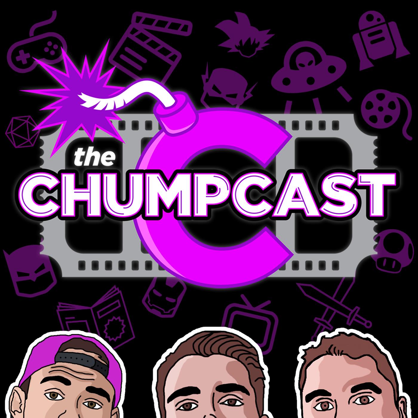 the Chumpcast | Nerd News & Movie Reviews show art