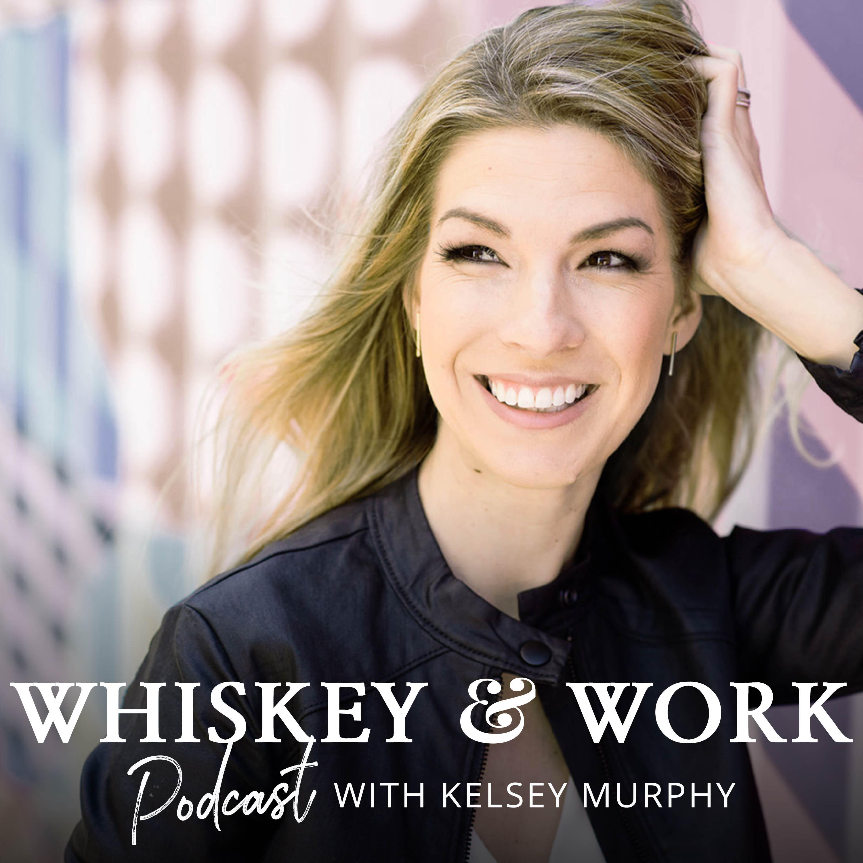 Whiskey & Work Podcast show art