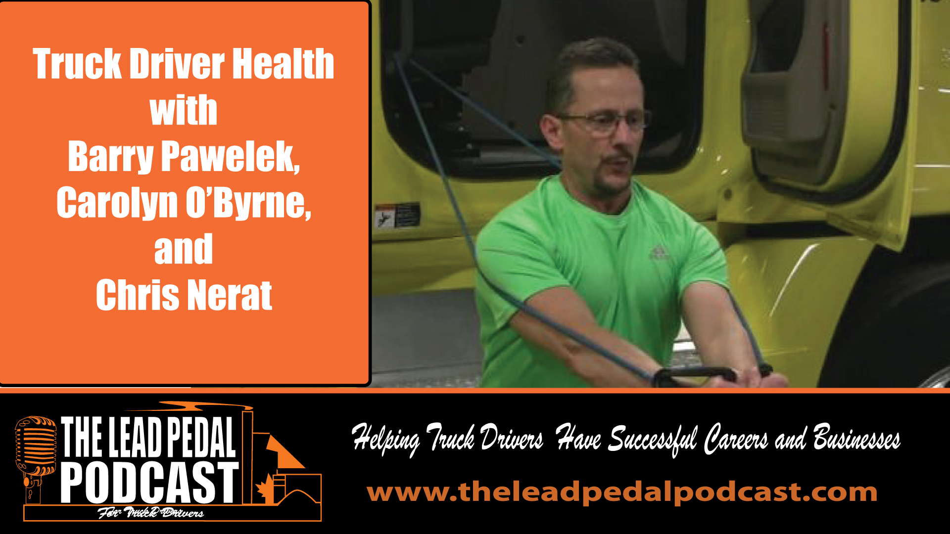 Truck Drivers Health