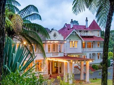 Ep. 141 - Waitomo Caves Hotel