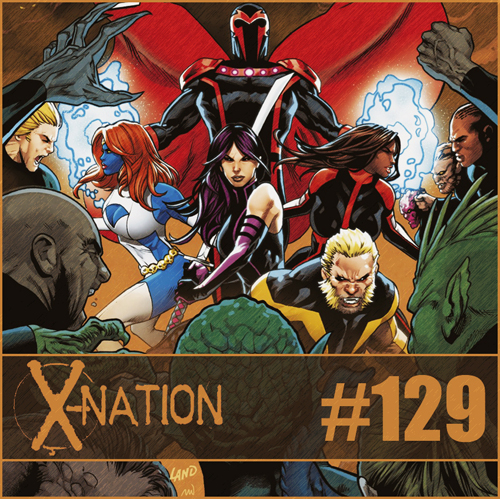 Cultural Wormhole Presents: X-Nation Episode 129