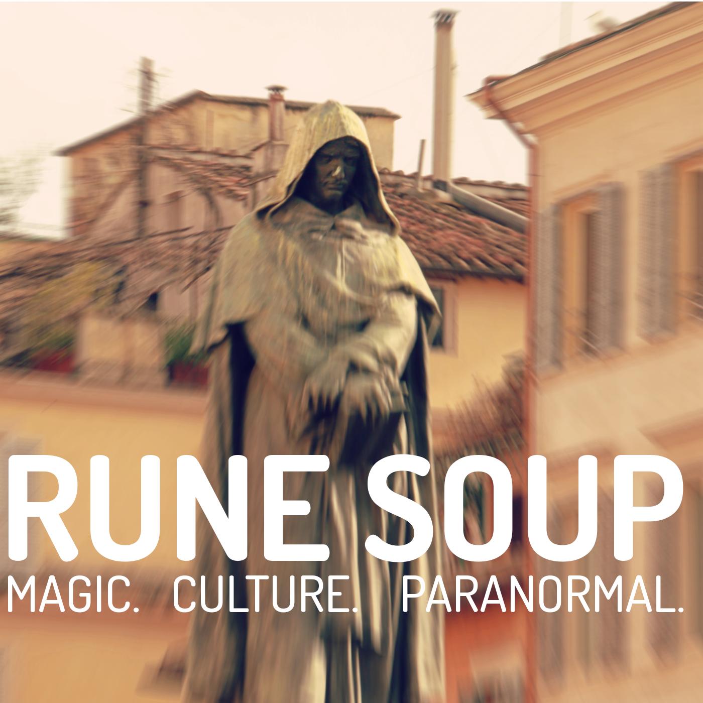 Rune Soup show art
