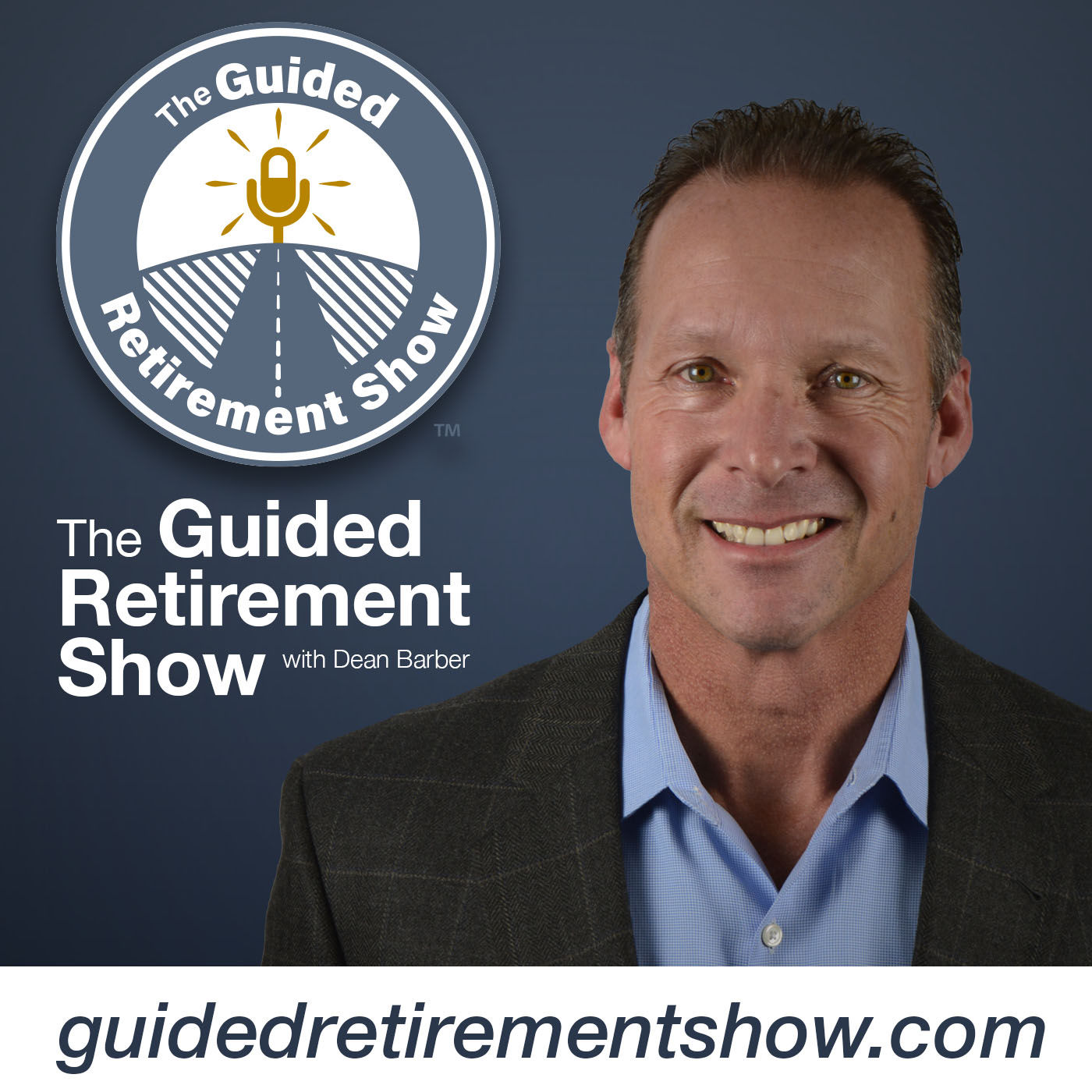 The Guided Retirement Show show art