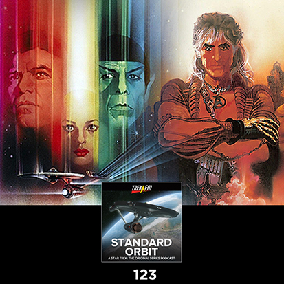 123: TMP vs. TWOK: The Conversational Kobayashi Maru