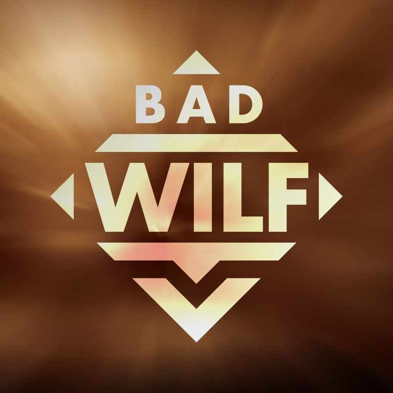 The Bad Wilf Podcast logo