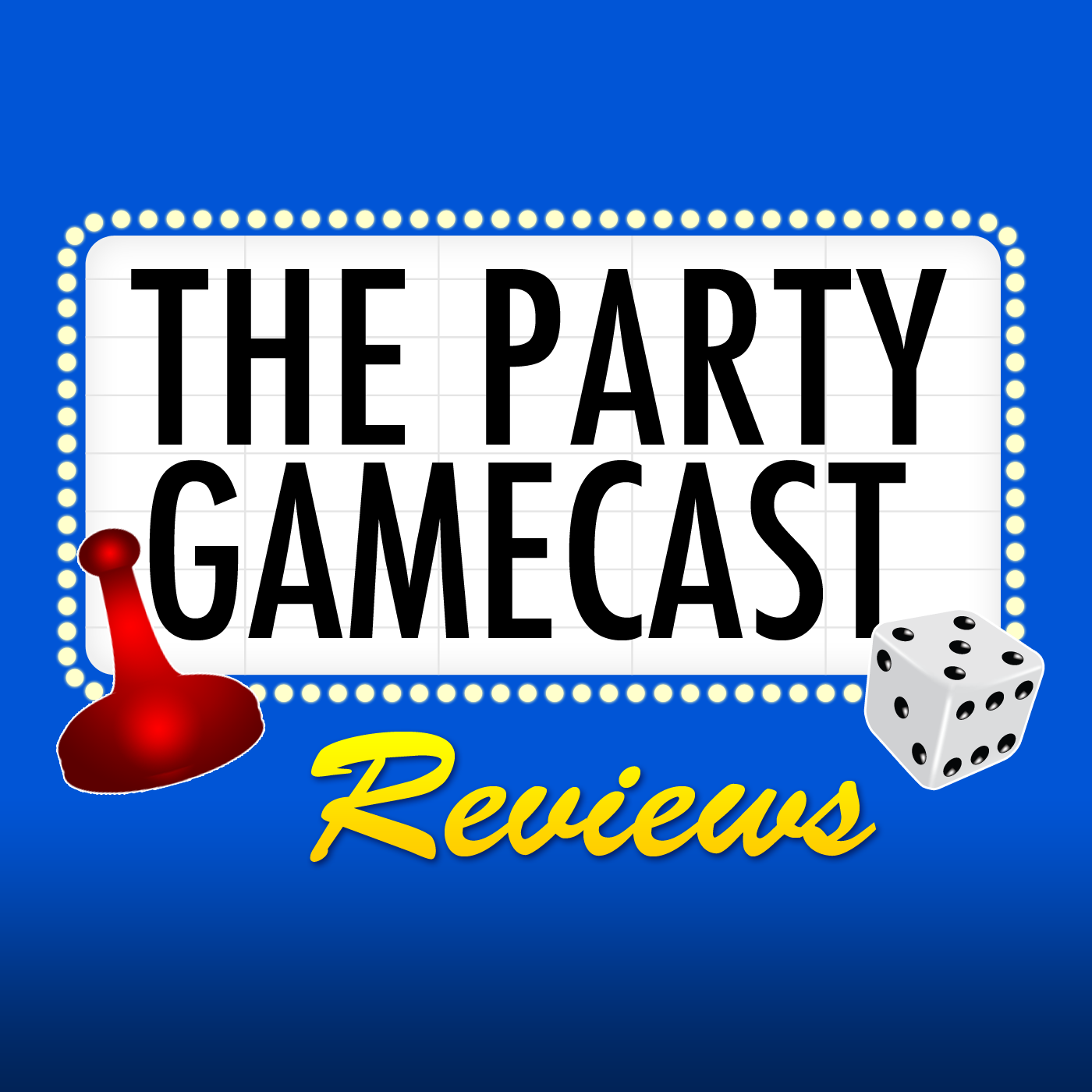 Artwork for The Party Gamecast Reviews - The Metagame from Local No. 12