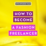 Artwork for SFD096 Q&A: How to Become a Fashion freelancer with Heidi & Marissa